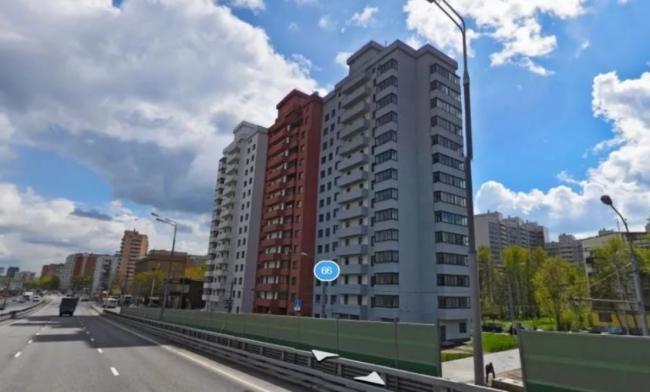 Москва, Щелковское шоссе, дом 66 (ВАО, район Северное Измайлово)
