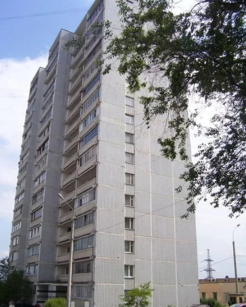 Москва, улица Академика Арцимовича, дом 18, Серия И-522 (ЮЗАО, район Коньково)