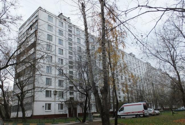 Москва, Щелковское шоссе, дом 11, Серия II-57 (ВАО, район Гольяново)