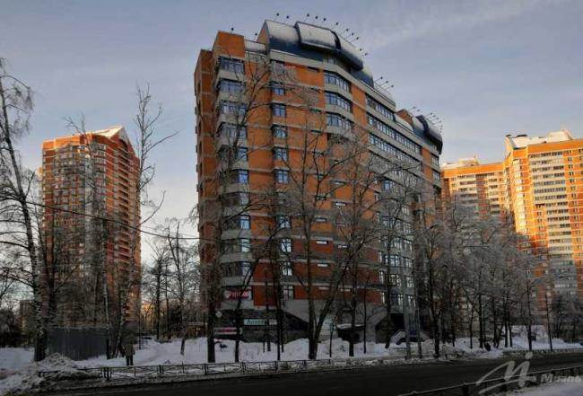 Москва, улица Удальцова, дом 15 (ЗАО, район Проспект Вернадского)