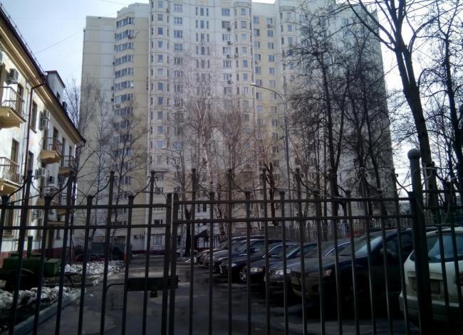 Москва, Болотниковская улица, дом 3, корпус 1, Серия п3м (ЮАО, район Нагорный)