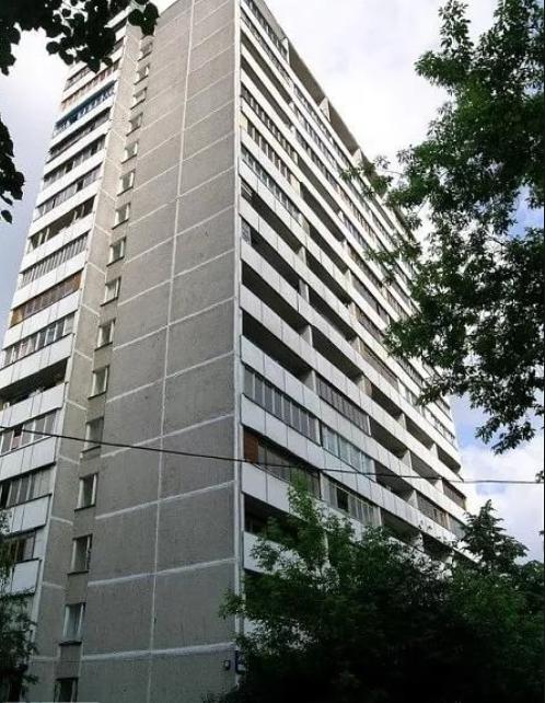 Москва, 15-я Парковая улица, дом 48, корпус 1, Серия II-68 (ВАО, район Северное Измайлово)