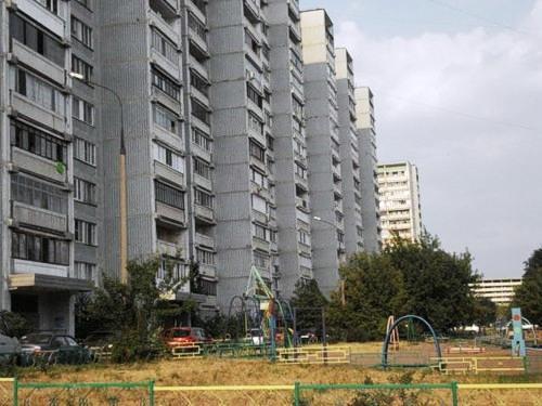 Москва, Грайвороновская улица, дом 17, Серия И-522 (ЮВАО, район Текстильщики)