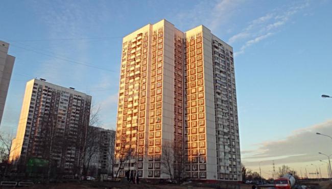 Москва, Щелковское шоссе, дом 95, корпус 1, Серия КОПЭ (ВАО, район Гольяново)