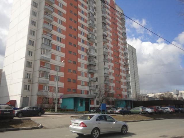 Москва, улица Бутлерова, дом 22, Серия - П-3 (ЮЗАО, район Коньково)