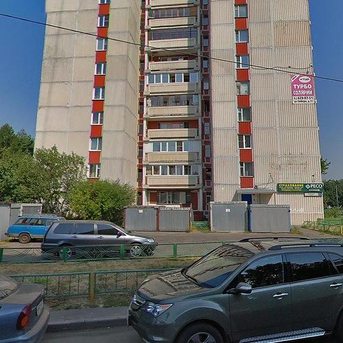 Москва, улица Свободы, дом 71, Серия И-700 (СЗАО, район Северное Тушино)