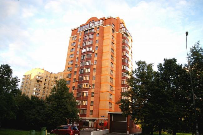 Москва, улица Удальцова, дом 26, корпус 1 (ЗАО, район Проспект Вернадского)