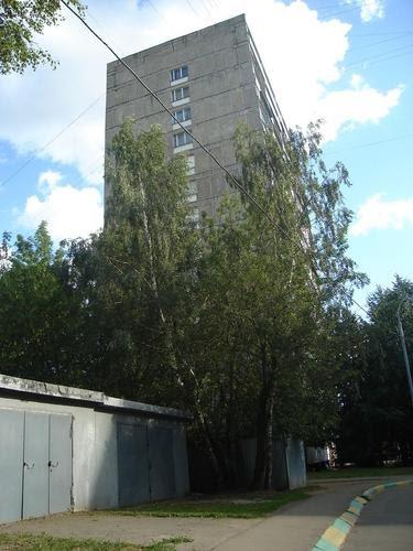 Москва, Сумская улица, дом 8, корпус 1, Серия И209а (ЮАО, район Чертаново Северное)