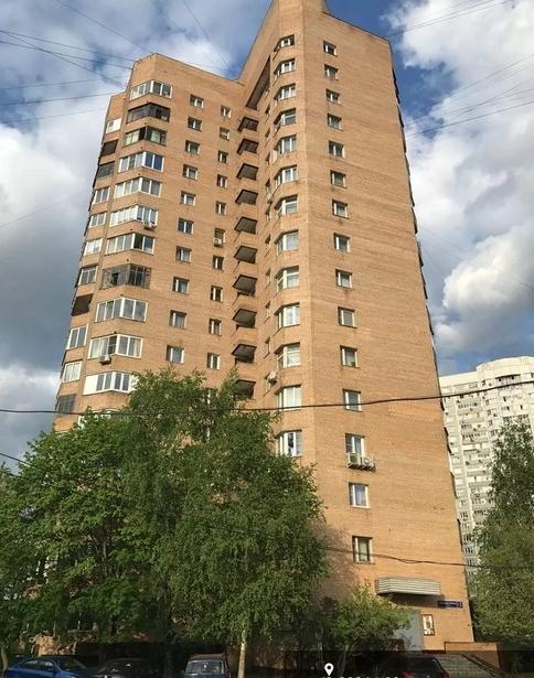 Москва, Производственная улица, дом 3 (ЗАО, район Солнцево)