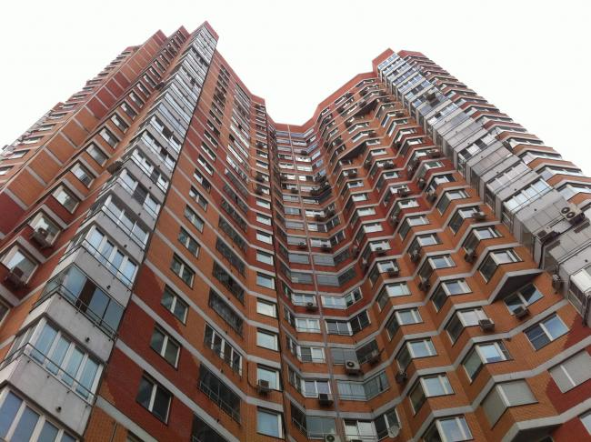 Москва, улица Удальцова, дом 7, корпус 2 (ЗАО, район Проспект Вернадского)