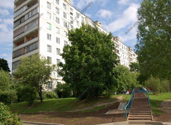 Москва, 16-я Парковая улица, дом 35, Серия II-57 (ВАО, район Северное Измайлово)