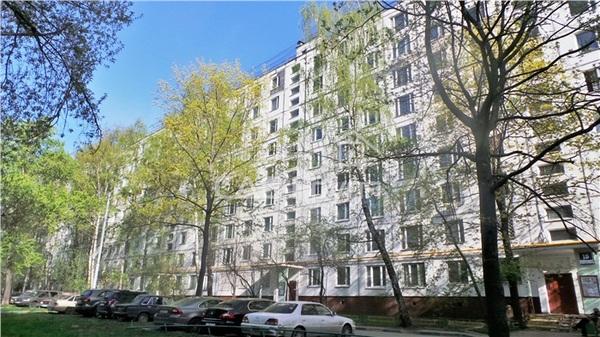 Москва, Щелковское шоссе, дом 15, Серия II-57 (ВАО, район Гольяново)