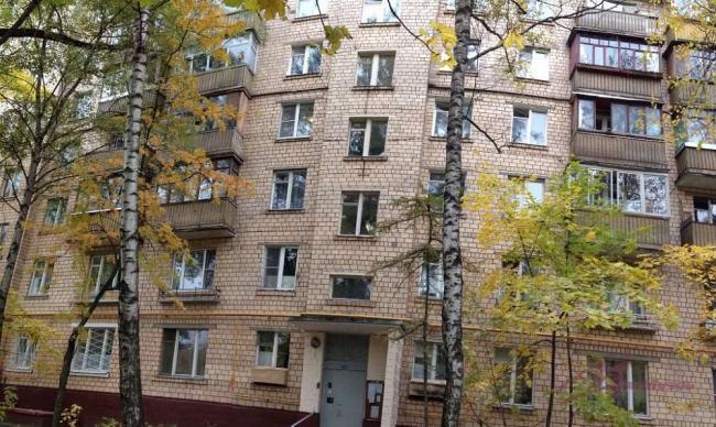 Москва, Уральская улица, дом 15 (ВАО, район Гольяново)