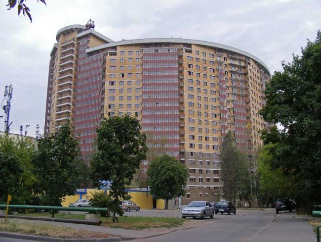 Москва, улица Удальцова, дом 73 (ЗАО, район Проспект Вернадского)