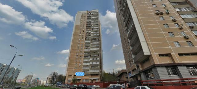 Москва, Ленинский проспект, дом 121/1, корпус 1 (ЮЗАО, район Обручевский)