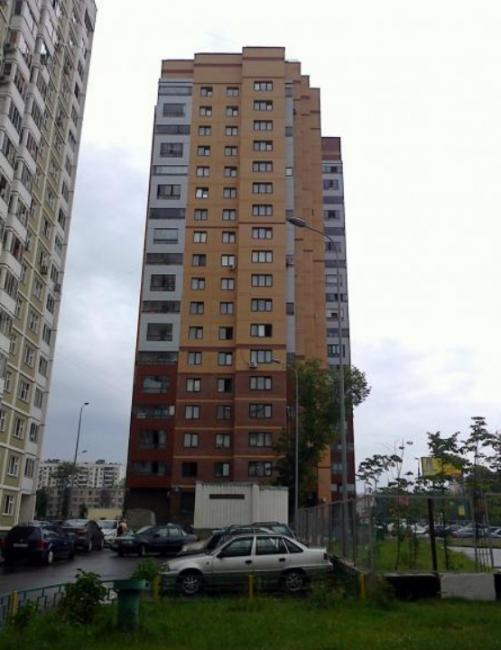 Москва, Щелковское шоссе, дом 61 (ВАО, район Гольяново)