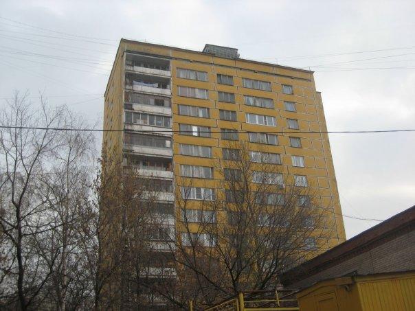 Москва, улица Шверника, дом 1, корпус 4, Серия II-51 (ЮЗАО, район Академический)