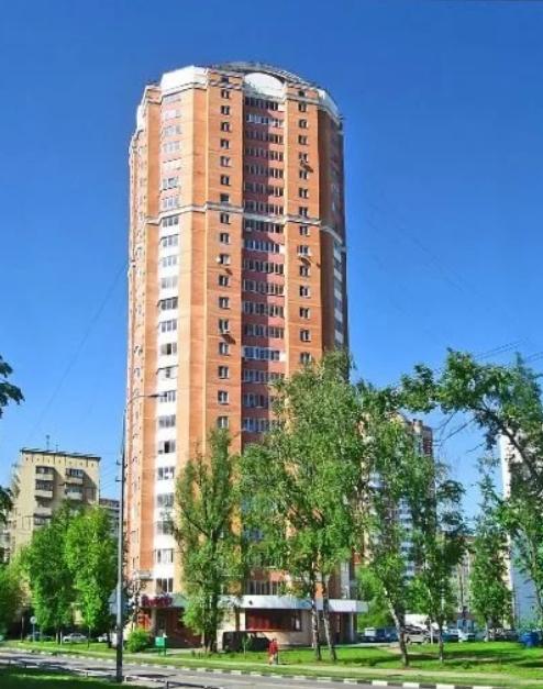 Москва, Бескудниковский бульвар, дом 58, корпус 2 (САО, район Бескудниковский)