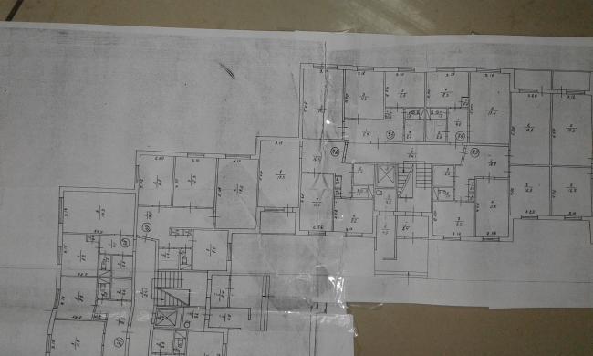 Серия 94, планировки квартир (отр.адм.) Бровары, киевская область