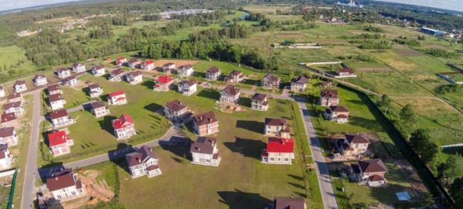Коттеджный поселок «Эсквайр Парк» посёлок Северный городской округ Истра Московская область