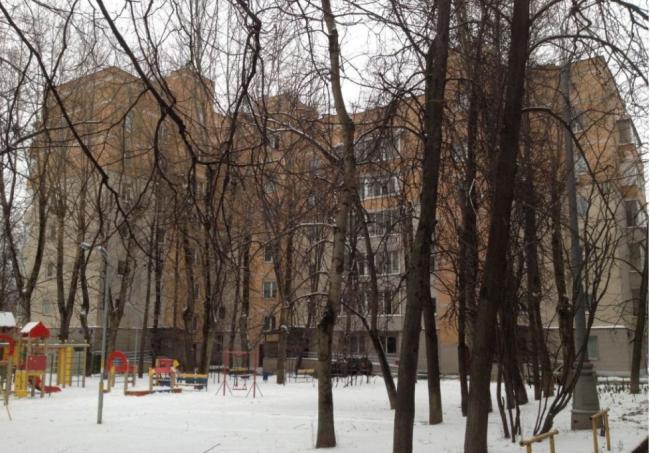 Москва, 1-й Тушинский проезд, дом 15 (СЗАО, район Покровское-Стрешнево)