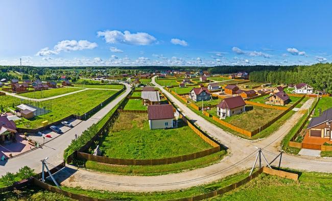 Коттеджный поселок «Петрухино-2» Московская область Серпуховский район