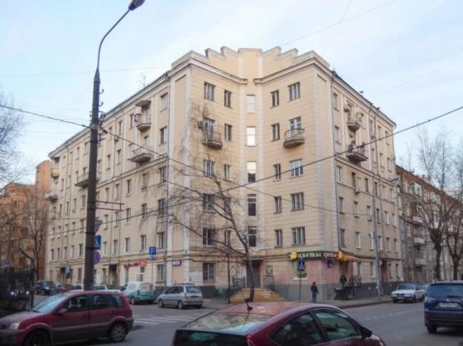 Москва, Маленковская улица, дом 7 (ВАО, район Сокольники)