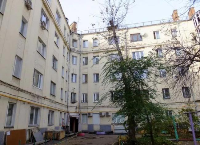Москва, 1-я Дубровская улица, дом 5 (ЦАО, район Таганский)