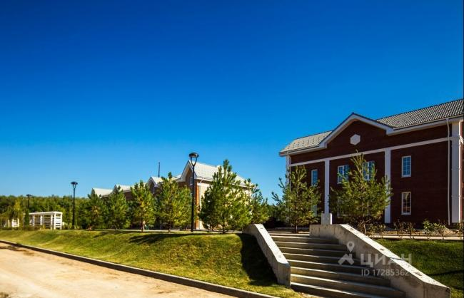 Жилой комплекс «Каскад Парк»