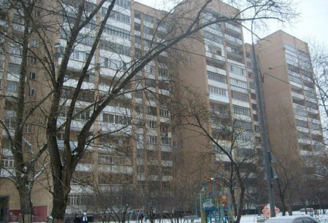 Москва, Новопетровская улица, дом 14 (САО, район Коптево)