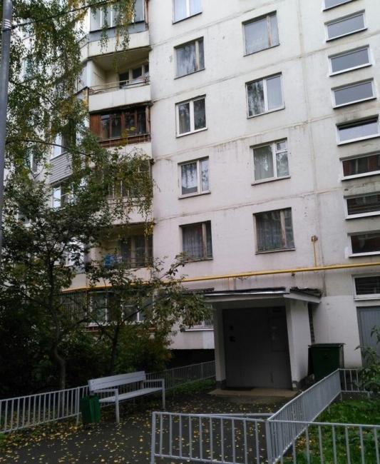 Москва, Маленковская улица, дом 16, Серия II-57 (ВАО, район Сокольники)