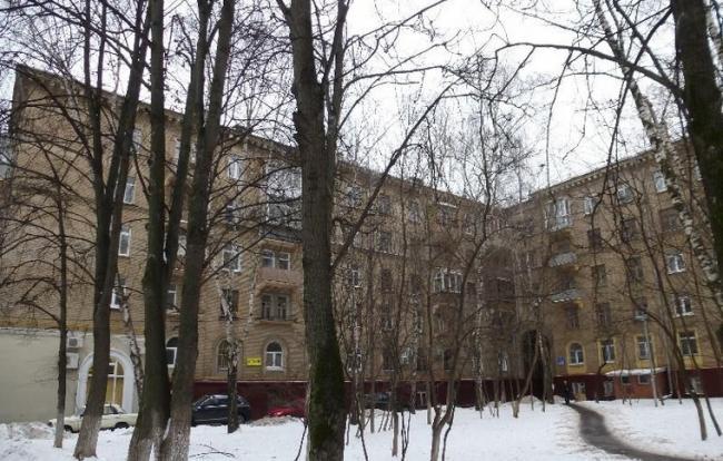 Москва, улица Ивана Бабушкина, дом 13, корпус 1 (ЮЗАО, район Академический)