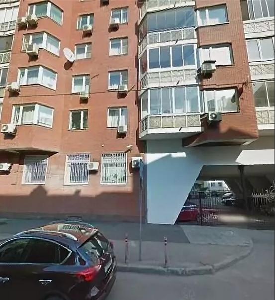 Москва, Маленковская улица, дом 3 (ВАО, район Сокольники)