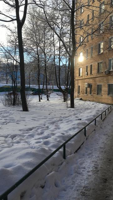 Москва, Краснобогатырская улица, дом 75, корпус 2, Серия II-29 (208) (ВАО, район Богородское)