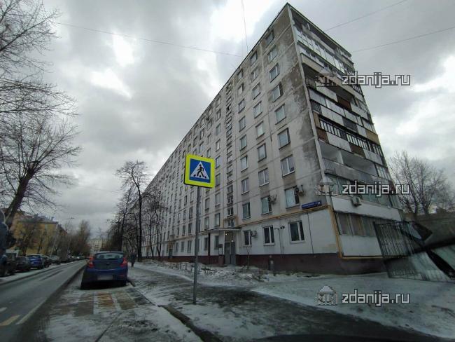 Москва, 6-я кожуховская улица, д.10, Серия II-57