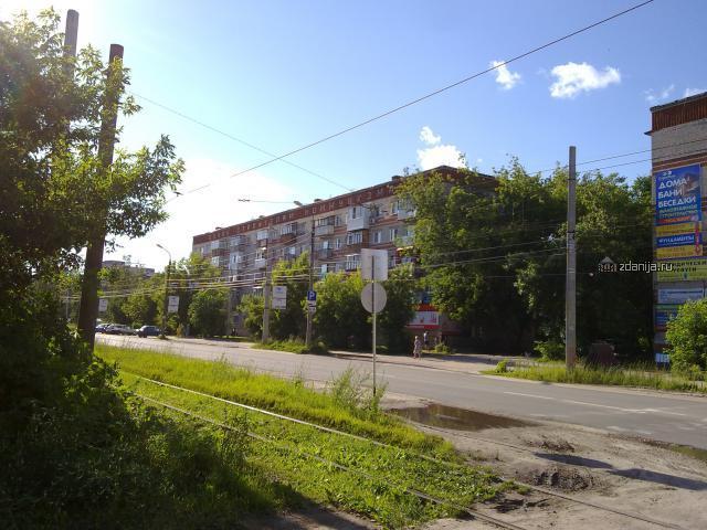 Серия 1-447c-5 - кирпичная пятиэтажка Дзержинск, Нижегородская обл. (отр.адм.)