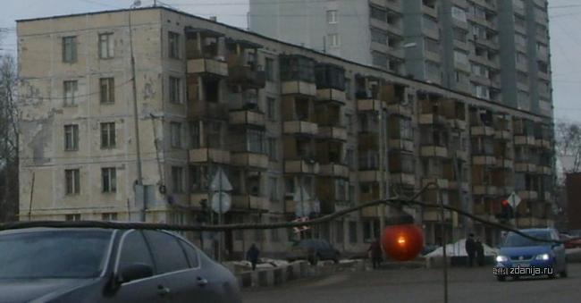 Серия II-32 жилые дома