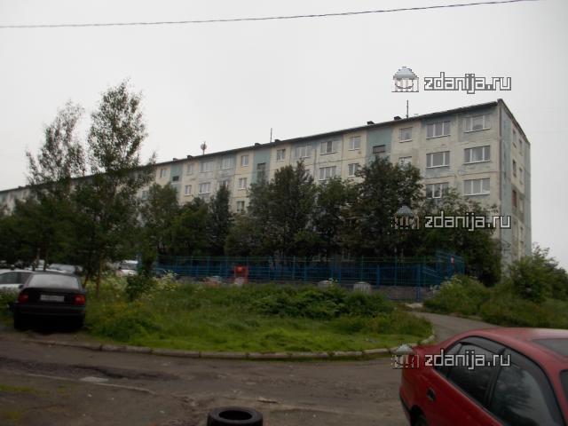 Серия 1-464А, Мурманск (отр.адм.) Панельный 5-этажный дом без балконов и мусоропровода