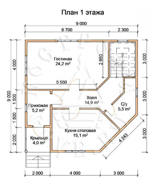 какую фирму вы выбирали, чтобы дом построили частный.