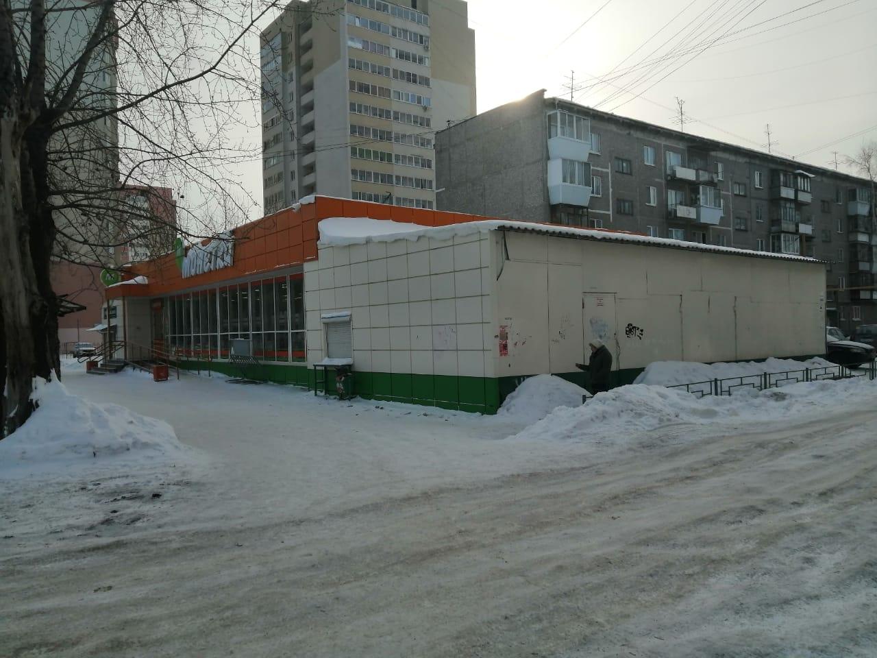 Серия 468А - пятиэтажный панельный дом - Екатеринбург, ул. Ляпустина, 60
