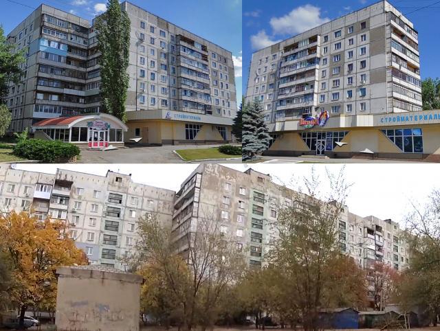 г. Луганск, квартал Ватутина дом 36 - предп. серия 1У-438А-3