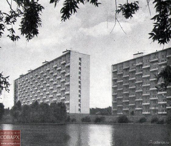 Фото домов зеленограда