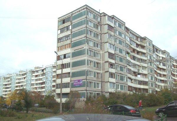 Дом серии 1Р-303-16