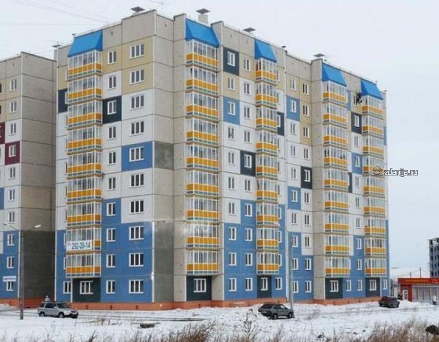 10-этажный панельный дом 97 серии