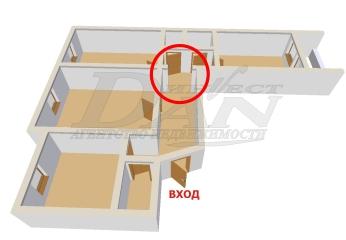 Можно ли снести арку в коридоре панельного дома, серия 90 или 121 (отр.адм.)