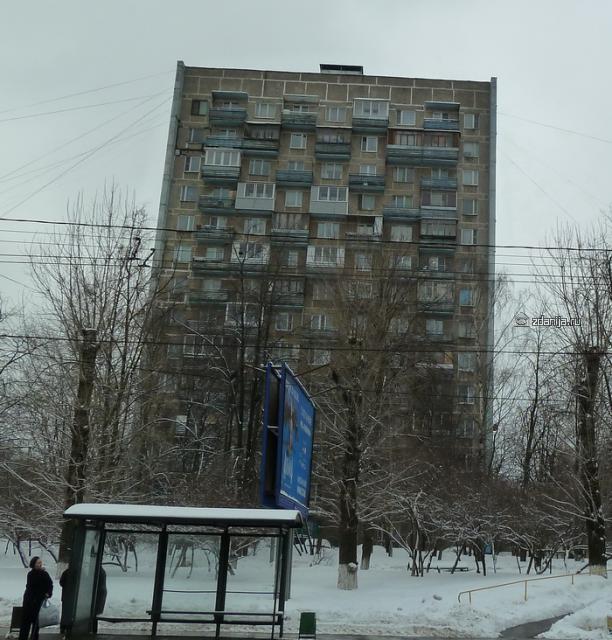 И-209а с забавными балконами - форум здания.ру - планировки .