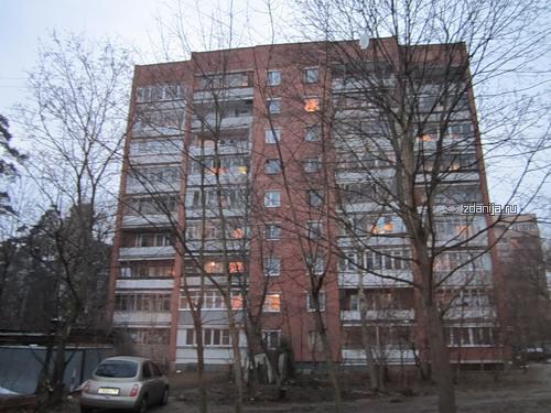 Дома серии 85-017 (отр.адм.) определение серии дома и планировки квартир
