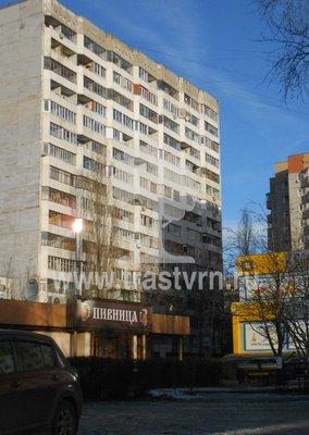 Серия 1-464Д-Э193 - планировки квартир (одноподъездная 16-этажка)