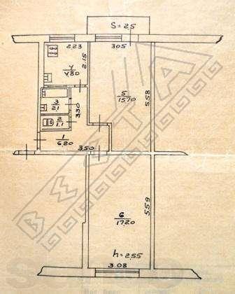 Серия 1-464А-17, (отр.адм.) Помогите определить серию дома