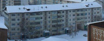 Здания серии 135 и серии 1-464АС (отр.адм.) Серии домов